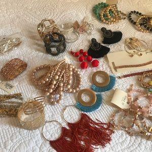 Jewelry - JEWELRY HAUL!!! All new & unused!!!